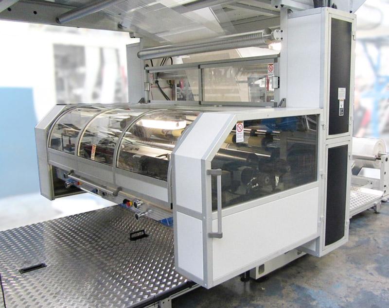Protezione macchina da stampa